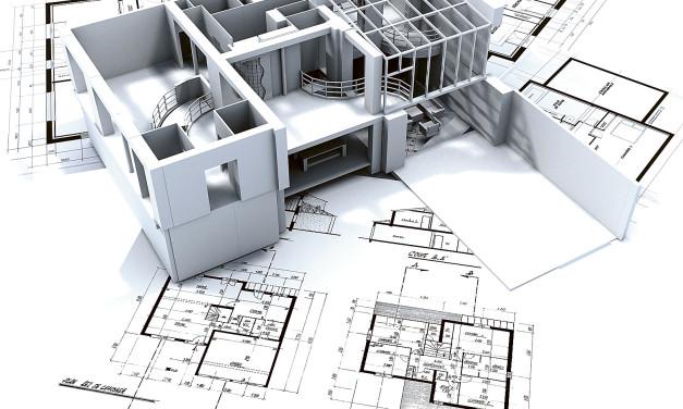为未来建造的房子