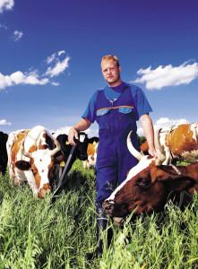 GPS-navigering kan göra odlingen mer effektiv.