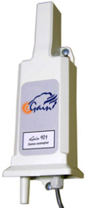The eGain 901 receiver.