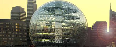 都市农业中的垂直温室