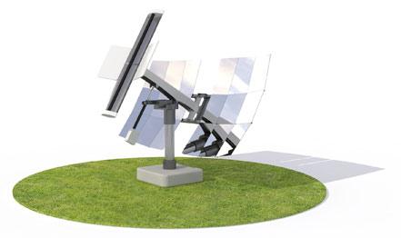 改革的方向—太阳能