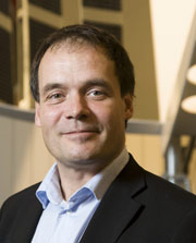 Björn Eklöv, CEO for Global Sun Engineering.