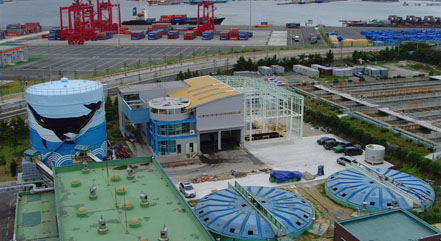 A new biogas production facility operated by Sweden's Scandinavian Biogas is helping Ulsan City cut ocean pollution and reduce carbon emissions.