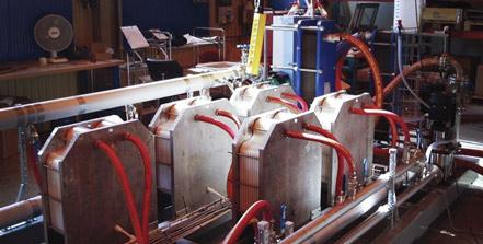 位于斯德哥尔摩的Xzero公司研制出了世上第一套完整的基于膜蒸馏技术的水净化系统