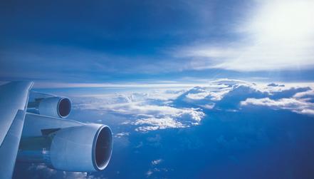 未来的飞机燃料来自海里?