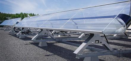 单个模块就能同时发电和供热,且产量很高。