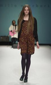 一件大豆纤维制成的衣服。