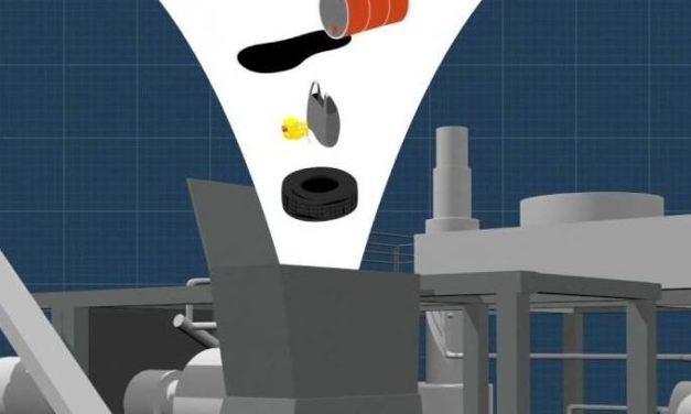从废物中提取石油