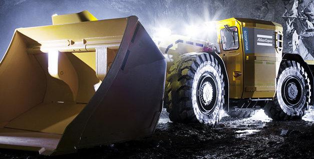 利用电动装载机实现更清洁的采矿作业