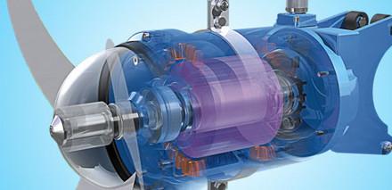 """世界上首台""""超高效""""潜水泵"""